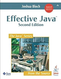 Effective Java (2nd Edition): A Programming Language Guide (Java Series) (0321356683) | Amazon price tracker / tracking, Amazon price history charts, Amazon price watches, Amazon price drop alerts