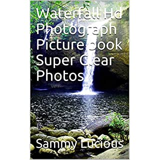 Waterfall Hd Photograph Picture book Super Clear Photos