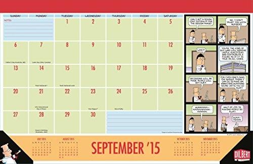 Dilbert 2016 Calendar