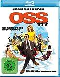 OSS 117 - Er selbst ist sich genug [Blu-ray]