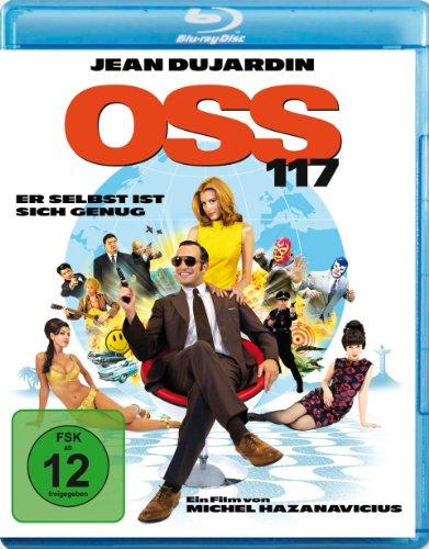 Bild von OSS 117 - Er selbst ist sich genug [Blu-ray]