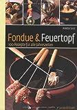 Fondue & Feuertopf 100 Rezepte für alle Jahreszeiten