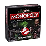Ghostbusters Board Game Monopoly *English Version* Winning Moves Giocattolo