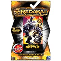 Redakai X-Drive Power Pack with 11 3D Trading Cards