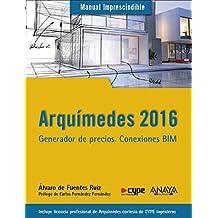 Arquímedes. 2016 (Manuales Imprescindibles)