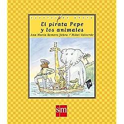 El pirata Pepe y los animales.