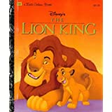 Disney's The Lion King (Little Golden Book) by Justine Korman (1994-06-01)