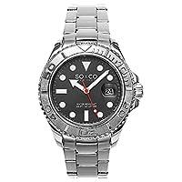SO&CO New YorkMen's 5053.1 Yacht Timer Quartz Date Luminous Stainless Steel Link Bracelet Watch