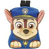 Safta Chase Patrulla Canina Mochila Peluche, Color Azul Marino