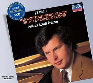 Bach, J.S.: Well-Tempered Klavier (DECCA The Originals)