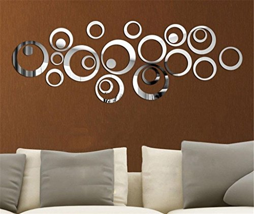 Badezimmerspiegel Mit Led Beleuchtung Besonderer 3d Effekt Venecia