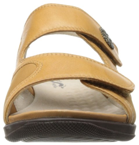 Softwalk Tanglewood Cuir Sandales Tan
