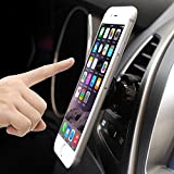 CampusTelecom Support voiture magnetique universel tout type de Smartphone Samsung Rex G360 G530 A3 A5 A7 A9 J1 J2 J3 J5 J7 2015 2016 2017 2018 S2 S3 mini S4 S5 mini S6 S6 edge S7 S7 edge S8 S8 plus NOTE 2/3/4/5/6/7/8 GPS smatphone Rotation à 360° compatible huawei wiko archos logicom sony Lg motorola oneplus nokia lumia microsoft lenovo asus honor haier alcatel bouygues sfr free altice orange kazam doogee leagoo Blackview homtom teeno soraka Aimanté Universel