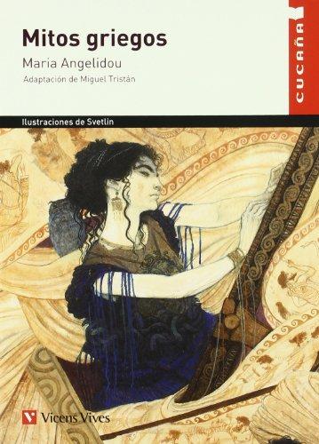 Mitos Griegos (cucaña) (Colección Cucaña) - 9788431690656 por Miguel Tristan