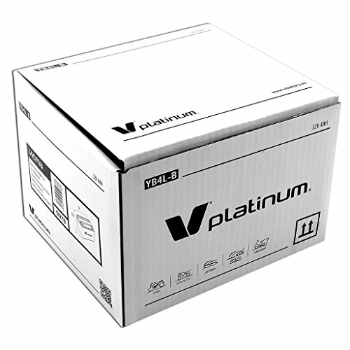 Battery Platinum YB4L-B