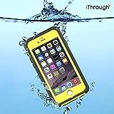 Best iThrough Iphone 6 Case Avec Protections d'écran - Etui Imperméable iPhone 6S Plus, iThroughTM iPhone 6 Review