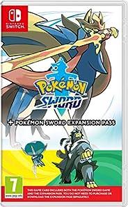Nintendo Pokemon Sword + Expansion Pass (Nintendo Switch)