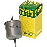 Mann-Filter WK 822/2 Filtro para Combustible
