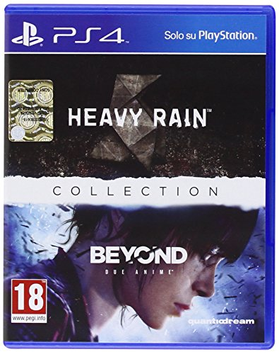 Heavy Rain & Beyond Two Souls Collection PlayStation 4
