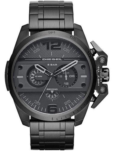 Diesel-Hombre-Reloj-de-pulsera-ironside-analgico-de-cuarzo-Acero-inoxidable-dz4362