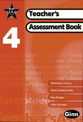 Ginn New Star Science Teachers Assessment Book Year 4 (Star Science New Edition)
