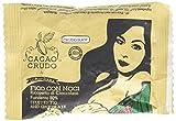 Cibocrudo Monoporzione di Frutta Secca con Fico e Noce Ricoperti di Cioccolato Fondente 80% -  25 gr