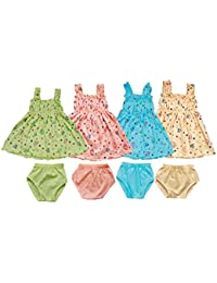 Feel Trendy Frock for Baby Girls(3to6 MONTHS) from phoenix99