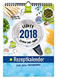 : MixGenuss REZEPTKALENDER 2018 für den Thermomix: Lecker durch das ganze Jahr!