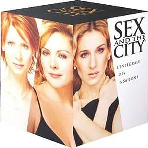 Sex and the City : L'Intégrale des saison 1 à 6 - Coffret 18 DVD