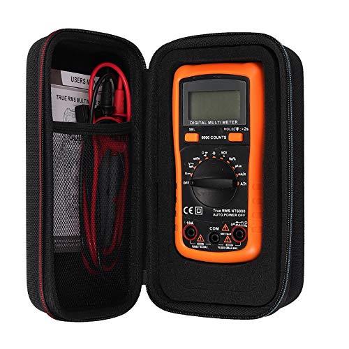 Proster Multimeter Tasche mit magnetischem Tragegurt Lanyard Fluke Tragetasche für Fluke 101 / Fluke 115/116/117/113/114/177 / F15B + / F17B + / F18B + / Fluke 87V 88V