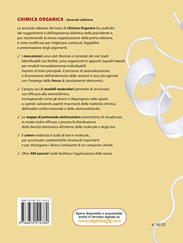 Zoom IMG-1 chimica organica con aggiornamento online