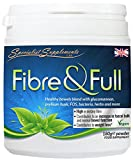 Specialist Supplements Fibre and Full Colon Cleanser - with L-Glutamine (180g of Powder Per Tub) from Specialist Supplements Ltd.