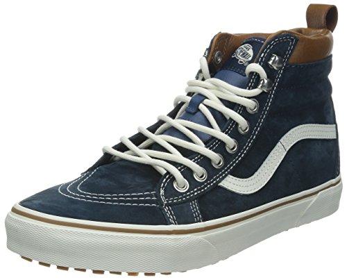Vans Sk8-hi Mte, Unisex-Erwachsene Hohe Sneakers Blau (dress Blues)
