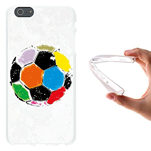 iPhone 6 Plus | 6S Plus Hülle, WoowCase Handyhülle Silikon für [ iPhone 6 Plus | 6S Plus ] Buddha Handytasche Handy Cover Case Schutzhülle Flexible TPU - Transparent Housse Gel iPhone 6 Plus | 6S Plus Transparent D0048