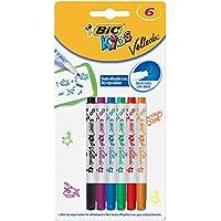 Mini Velleda Beyaz Tahta Kalemi, 6'Li Blister, Karışık Renk