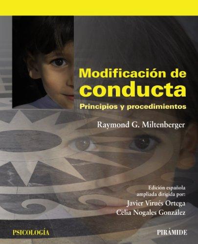 Modificación De Conducta. Principios Y Procedimientos (Psicología)