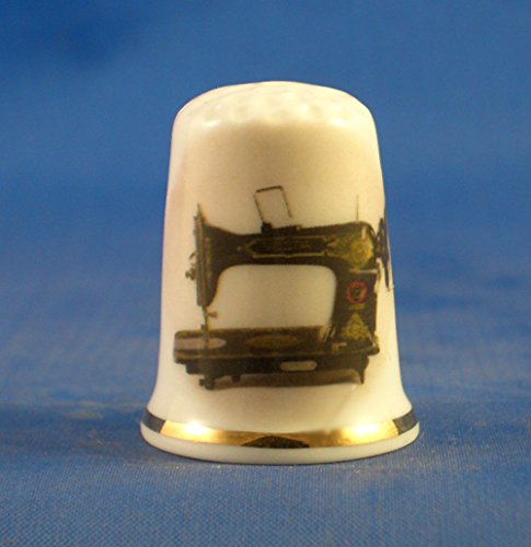 birchcroft-porcellana-cinese-collezione-ditale-vintage-vesta-macchina-da-cucire