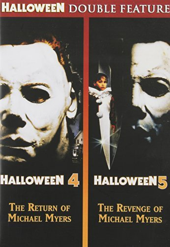 Halloween 4: The Return of Michael Myers / Halloween 5: The Revenge of Michael Myers (Halloween Double Feature) by Danielle Harris (Halloween 4 Michael Myers Film)