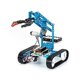 Makeblock DIY Ultimate 2.0 Robot Kit - 10-In-1 Robot - Stem Education - Arduino - Scratch 2.0 - Programmable Robot Kit