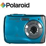 Appareil photo étanche 16MP Eau Compact Appareil photo numérique Polaroid is525étanche jusqu'à 3mètres avec 16MégaPixels Résolution, 2,4