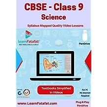 CBSE Class 9 Science Video Course (PenDrive)