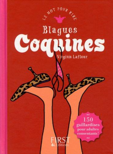 Blagues coquines par Virginie LAFLEUR