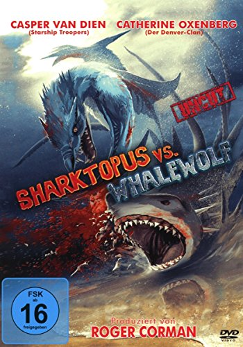 Sharktopus vs Whalewolf - uncut Edition