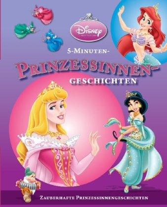 Prinzessinnen-Geschichten 2: Disney 5-Minuten-Geschichten / Arielle die Meerjungfrau / Aladin / Schneewittchen / Dornröschen / Die Schöne und das Biest (Und Und Cd Schöne Biest-buch Das Die)