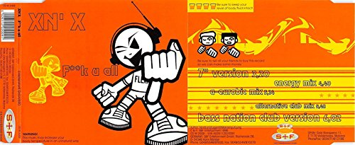 F**k u all (5 versions, 1996)