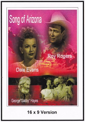 Song of Arizona 16x9 Version Widescreen TV by Roy Rogers
