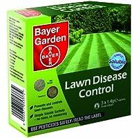 Control de Enfermedades de césped Bayer Garden, sobres 3x 1,4g.