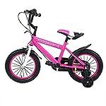 51LzC6lWCaL. SS150 MuGuang 14 Pollici Bicicletta da Bambina Bicicletta per Bambino Studio apprendimento Equitazione Bici Ragazzi Ragazze…