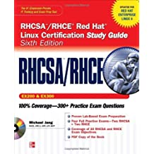 (RHCSA/RHCE Red Hat Linux Certification Study Guide, Exams (EX200 & EX300) [With CDROM]) BY (Jang, Michael) on 2011