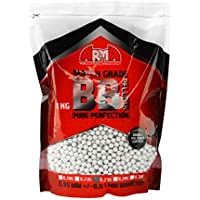 BB King Precision BBs 0.23g 3.000er Beutel weiss Softair Airsoft Munition